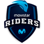 Movistar Riders Logo